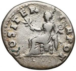 Wespazjan (69-79), Denar - siedzący Pax