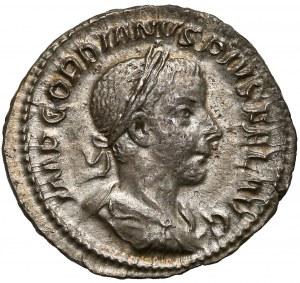 Gordian III (238-244) Denar - Securitas