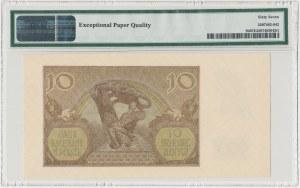 10 złotych 1940 - H - PMG 67 EPQ