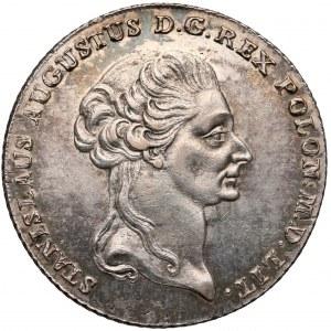 Paniatowski, Talar 6-złotowy 1795