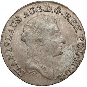 Poniatowski, Złotówka 1789 E.B.
