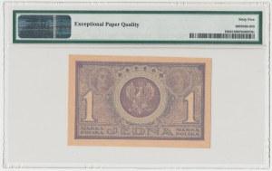 1 mkp 05.1919 - I AE - PMG 65 EPQ