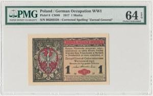 Generał 1 mkp 1916 - B - PMG 64 EPQ