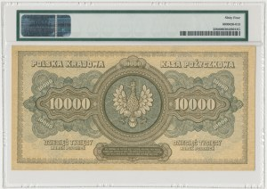 10.000 mkp 1922 - G - PMG 64
