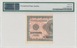 1 grosz 1924 - CA* - prawa połowa - PMG 64 EPQ