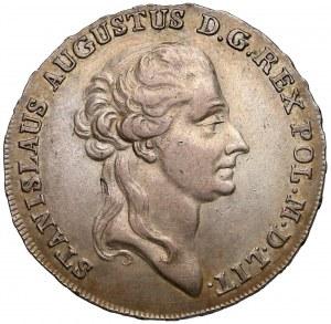 Poniatowski, Półtalar 1788 E.B. - b. ładny