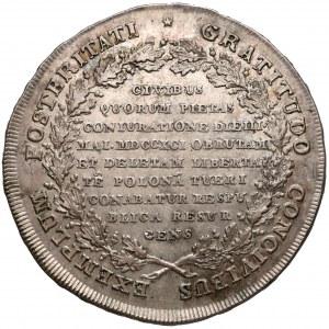 Poniatowski, Talar TARGOWICA 1793