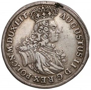 August II Mocny, Talar Lipsk 1702 EPH - Order Słonia - rzadki