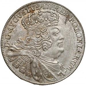August III Sas, Ort Lipsk 1755 EC - masywne