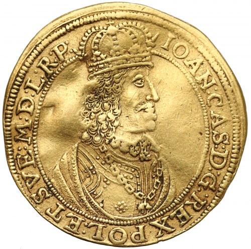 Jan Kazimierz, Donatywa Toruń 1659 HL - 6 dukatów - RZADKOŚĆ
