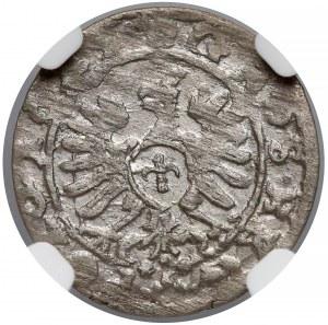 Zygmunt III Waza, Grosz Bydgoszcz 1624 - NGC MS60