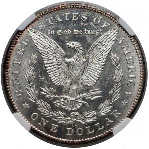 USA, Dolar 1878-CC, Carson City - NGC MS63