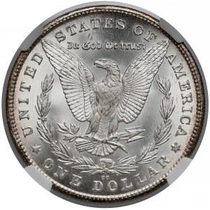 USA, Dolar 1880-CC, Carson City - NGC MS64