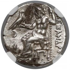 Macedonia, Aleksander Wielki (336-323pne), Drachma