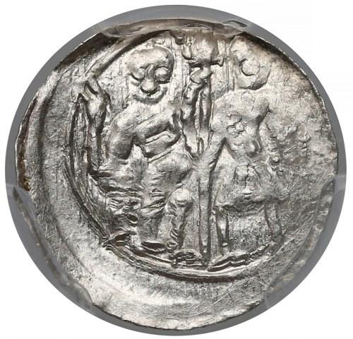 Bolesław III Krzywousty, Denar - Książę i Biskup