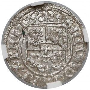 Zygmunt III Waza, Półtorak Bydgoszcz 1620 - Z-0 - NGC MS62