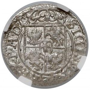 Zygmunt III Waza, Półtorak Bydgoszcz 1620 - 2-0 - NGC MS62
