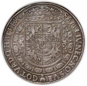 Zygmunt III Waza, Talar Bydgoszcz 1628 II - Półkozic na Aw. - NGC XF45