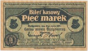 Bydgoszcz, 5 marek 1920