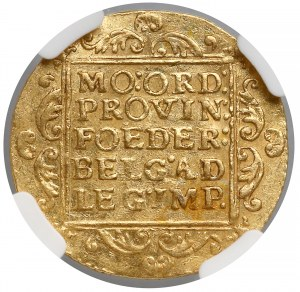 Niderlandy, Utrecht, Dukat 1805 - NGC MS60