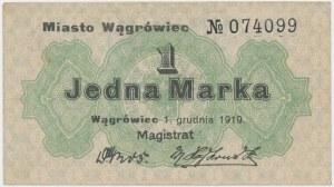 Wągrówiec, 1 marka 1919