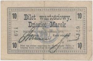 Rogoźno, 10 marek 1919