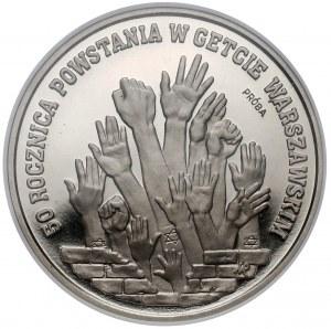 Próba NIKIEL 300.000 złotych 1993 Powstanie w Getcie - NGC PF68 C