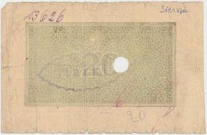 Siersza, Galicyjskie Akcyjne Zakłady Górnicze, 2 Marki / 20 (halerzy 1919)
