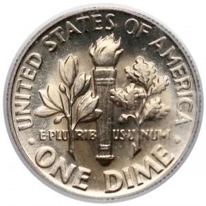 USA, Dime 1965 - PCGS MS66