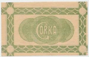 Siersza, Fabryka Cementu GÓRKA, 10 fenigów 1920