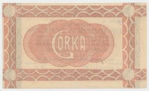 Siersza, Fabryka Cementu GÓRKA, 20 fenigów 1920 - blankiet