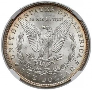 USA, Dolar 1896, Filadelfia - NGC MS63