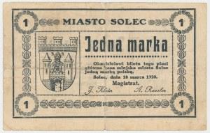 Solec, 1 marka 1920