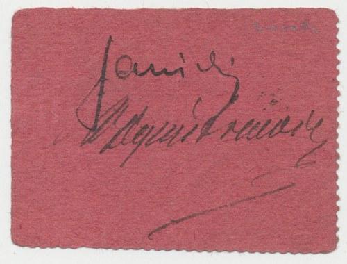 Sieradz, 50 kopiejek (1914)