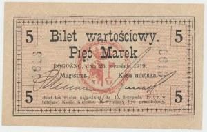 Rogoźno, 5 marek 1919