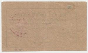 Nowy Sącz, 1 korona 1918 - styczeń