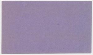 Łęczyca, 5 kopiejek 1914 - blankiet