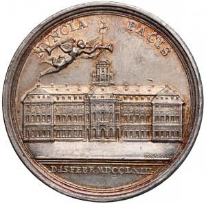 Śląsk, Medal Pokój Hubertusburgski 1763 r. (Oexlein)