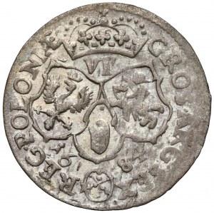 Jan III Sobieski, Szóstak Bydgoszcz 1684 SVP - rzadszy
