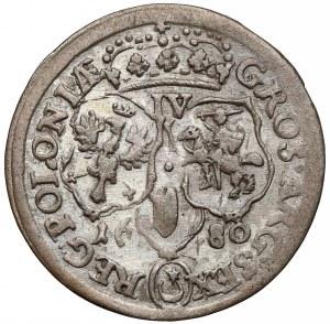 Jan III Sobieski, Szóstak Bydgoszcz 1680