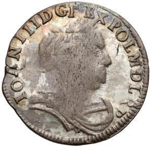 Jan III Sobieski, Szóstak Bydgoszcz 1679 - bez TLB - rzadki