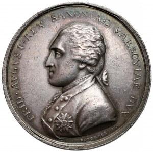 Medal Utworzenie Księstwa Warszawskiego 1807 r.