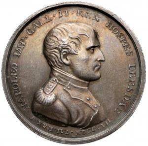 Medal na utworzenie Księstwa Warszawskiego 1807 r.