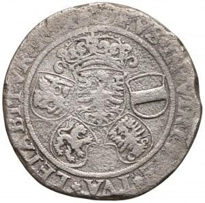Zygmunt I Stary, SZÓSTAK Kraków 1528 - RZADKOŚĆ
