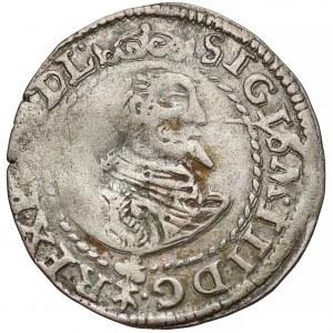 Zygmunt III Waza, Grosz Poznań 1597 - rzadki