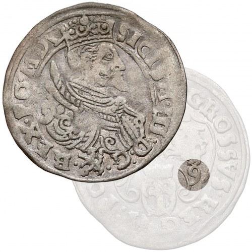 Zygmunt III Waza, Grosz Bydgoszcz 1599 - B - rzadkość