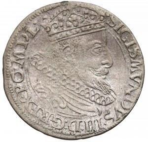 Zygmunt III Waza, Grosz Kraków 1604 - Lewart - ładny