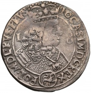 Jan II Kazimierz, Ort Lwów 1656 - rzadki