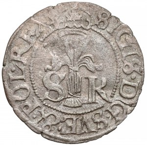 Zygmunt III Waza, 1/2 öre 1597, Sztokholm