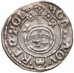 Zygmunt III Waza, Półtorak 1614 Kraków